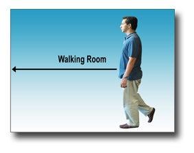 video composition walking room. Black Bedroom Furniture Sets. Home Design Ideas