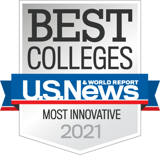 Best Colleges U.S. News Most Innovative 2021