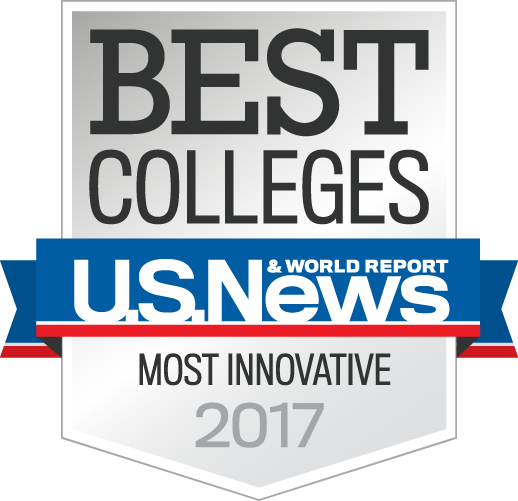 Best Colleges U.S. News Most Innovative 2016