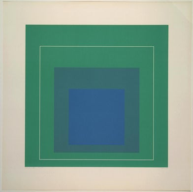 Josef Albers and Relational Color