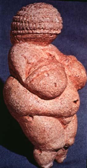 Portfolio: Venus de Willendorf