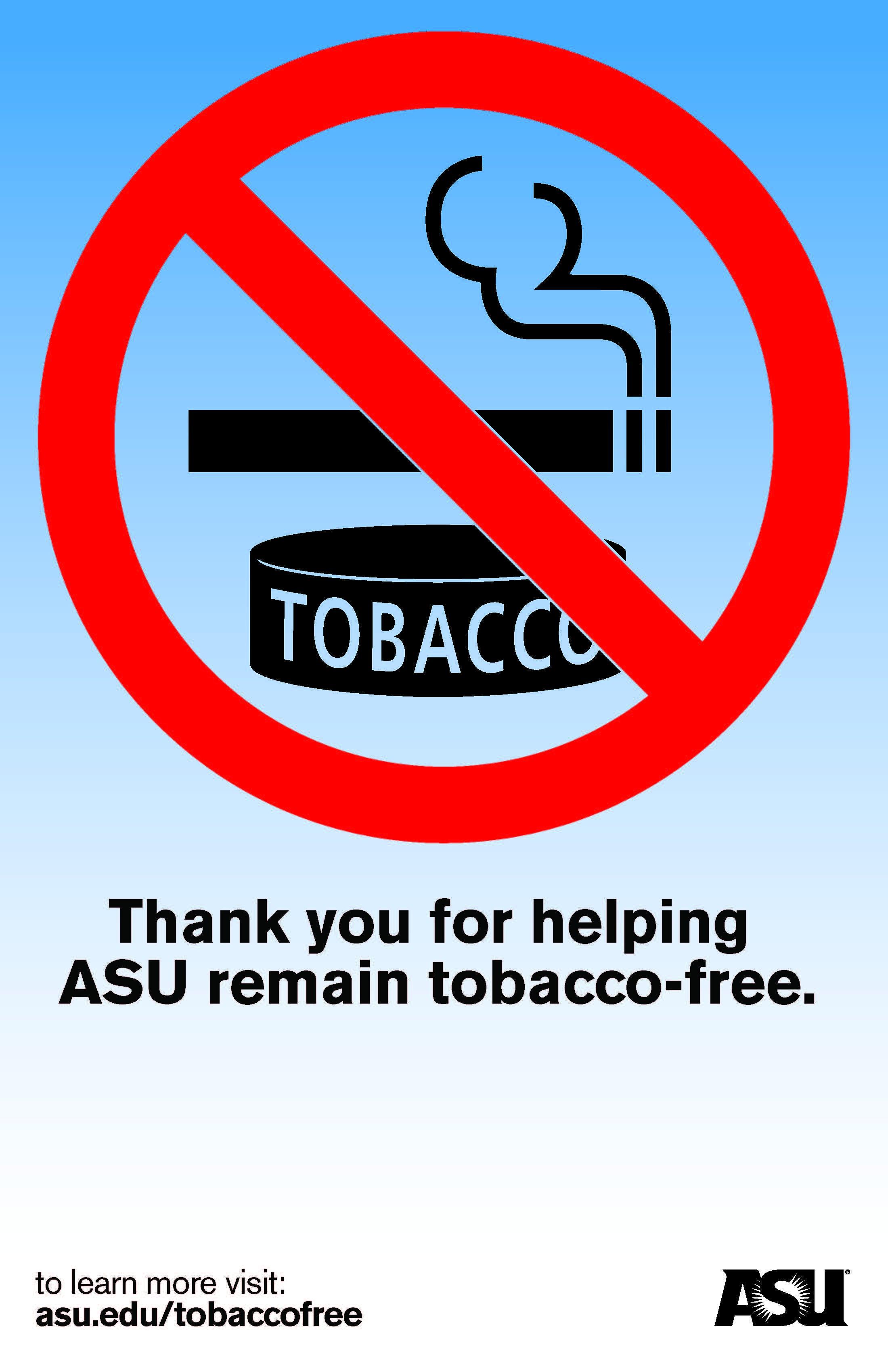 Tobacco Free ASU