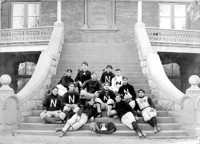 Normal School of Arizona Wins, 1899
