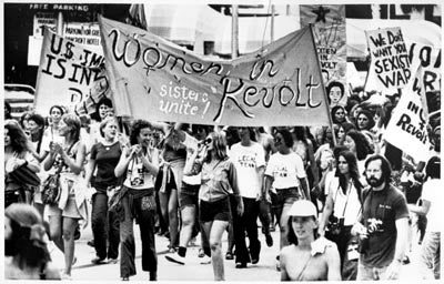 an introduction to the history of the american feminist movement in the 1960s Introduction: the mexican-american movement for  and the feminist movement of the 1960s,  first instance in american history when people in the.