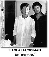 Carla Harryman poetry