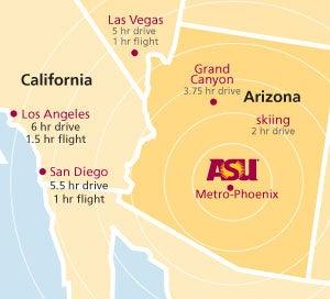 Study at Arizona State University