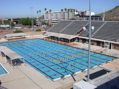 Project 2 blog lt for Tempe swimming pool